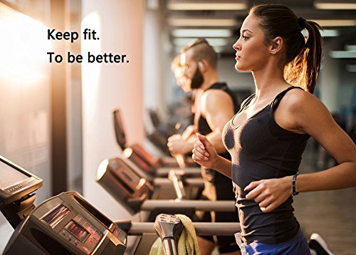 Fitness Tracker,CAMTOA ID115HR Fitnessarmband - 7