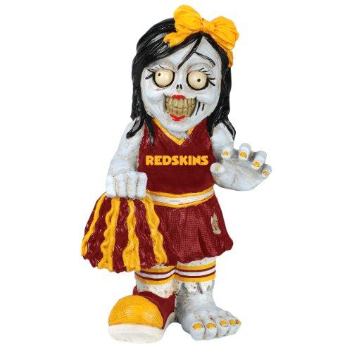 Washington Redskins Zombie Cheerleader Figur (Cheerleader Zombies,)