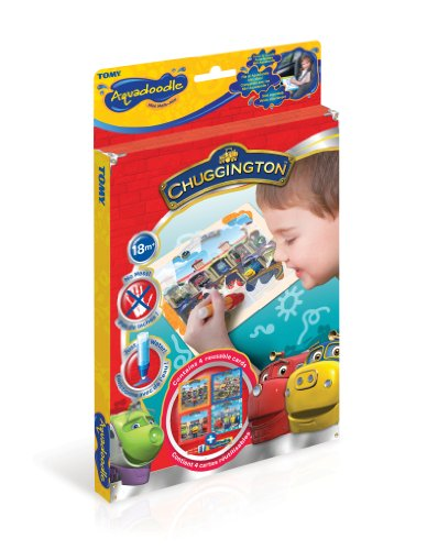 Image of TOMY Chuggington Aquadoodle Mini Mats