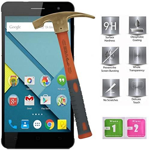 All Phone Store Displayschutz aus Hartglas 9H Standar für HISENSE C20 King Kong II
