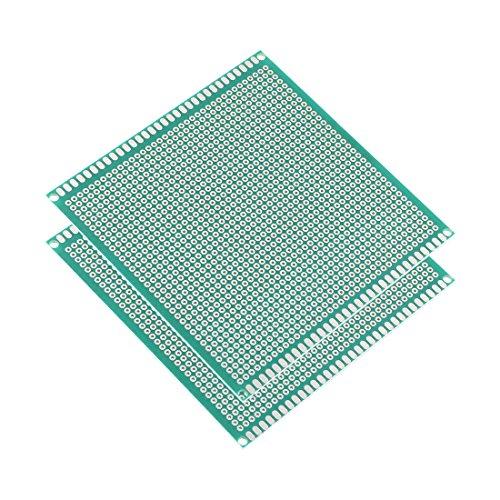 Sourcingmap – Placa circuito impreso universal cara