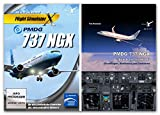 BUNDLE -- Flight Simulator X - PMDG 737 NGX mit Handbuch: PMDG 737 NGX - You have Control