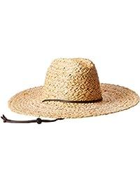 Strohhut Panama - Sonnenhut / Strandhut mit breiter Krempe