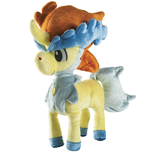 Pokemon T18995 20th Anniversary Special Edition Keldeo Plush Toy, 20 cm
