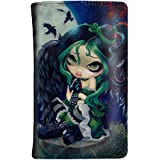 Perched & Sat & Nothing More Strangeling Purse By Jasmine Becket-Griffith by Jasmine Becket-Griffith
