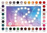 Illuminate Your Home Do-It-Yourself Lichterkette mit 20 Baumwollkugeln