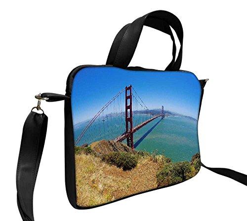 snoogg-blau-wasser-abdichtung-und-designer-432cm-zoll-auf-445cm-zoll-zu-447cm-zoll-kunstleder-laptop