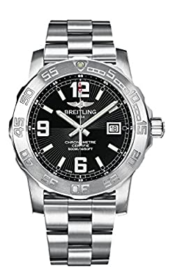 Breitling Men's Watch Colt Analogue Quartz Stainless Steel A7438811/BD45 173 A