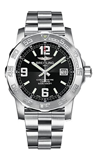 Breitling-Mens-Watch-Colt-Analogue-Quartz-Stainless-Steel-A7438811BD45-173-A