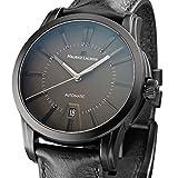Maurice Lacroix Pontos Date Automatik Uhr, PVD, Schwarz PT6148-PVB01-330