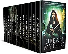 Urban Mythic Adventure featuring Werewolves ebook dp BJNPROE