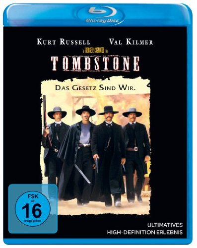 Bild von Tombstone [Blu-ray]