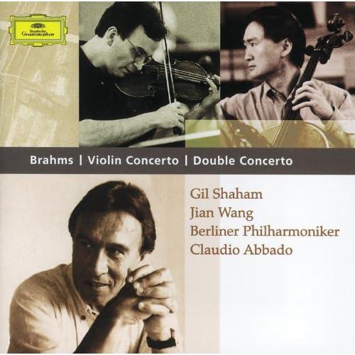 Brahms: Violin Concerto in D, Op.77 - Cadenza: Joseph Joachim - 1. Allegro non troppo