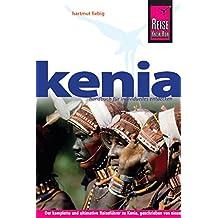Reise Know-How Kenia: Reiseführer für individuelles Entdecken
