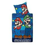 Nintendo Bettwäsche Super Mario Bros