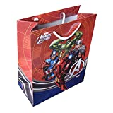 ThemeHouseParty Avenger Theme Party Paper BAGES for Gifting (Big Size)/Birthday Party Decoration/Goodie Bag