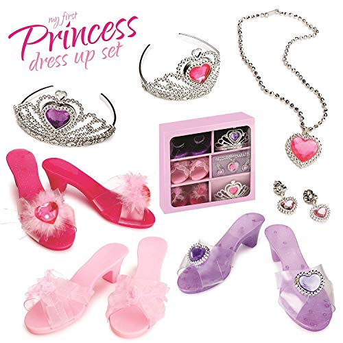 Dress Up America 950 erste Prinzessin Accessory Dress up Set