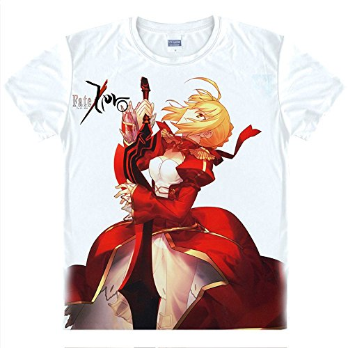 Kostüme Pendragon (Fate/stay night Arturia Pendragon T-Shirt Kostüm)