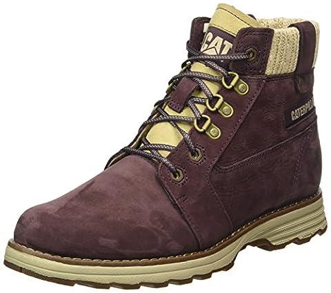 Cat Charli, Women Without Lining Mid-Calf Boots, Violet (Sassafras), 8 UK (41 EU)