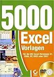 5.000 Excel-Vorlagen Bild