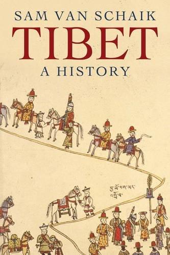 Tibet: A History por Sam van Schaik