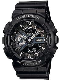 Casio Herren Armbanduhr G-shock Solarkollektion Analog Quarz GA-110-1BER