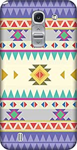 Uppercase Fashion Back Cover For Lg Pro 2