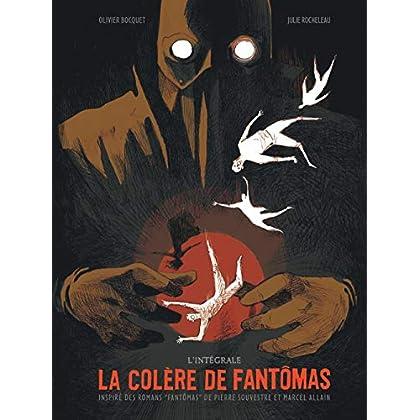 Colère de Fantômas (La) - intégrale - tome 0 - Colère de Fantômas (La) - intégrale