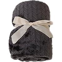 Black Temptation Oficina sofá Almuerzo Caliente Manta de algodón Hoja súper Blando #6 - Muebles de Dormitorio precios