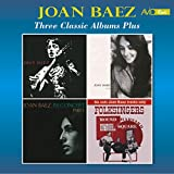 Three Classic Albums Plus (Joan Baez / Joan Baez Vol 2 / In Concert - Part 1) [Remastered]