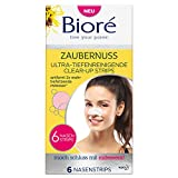 Bioré Tiefenreinigende Nasen-Clear-Up-Strips - Zaubernuss/Witch Hazel -Entfernt...