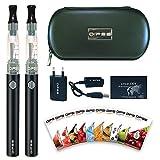 DIPSE e-Dampfer, e-Zigarette und e-Verdampfer Starterset, 2 Stück