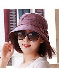 Sombrero De Mujer Sra. Cap Sombrero Ribete Arco Cuenca Sombrero Es  Embarazadas Tapas Gorra Madre bbb32808274
