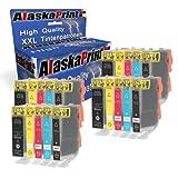 20x Druckerpatronen Komp. für Canon PGI-5 XL + CLI-8 XL Multipack für Canon Pixma IP4200 IP4300 IP3300 IP4500 IP5200 MP500 IP3500 iX4000 IX5000 MP510 MP520 MP530 MP610 MP810 IP5300 MP970