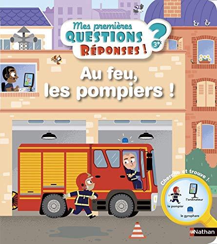 Au feu, les pompiers ! - Mes premières Questions/Réponses - doc dès 3 ans (12)