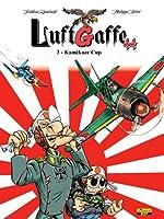 LuftGaffe 44, Tome 3 - Kamikaze cup de Frédéric Zumbiehl