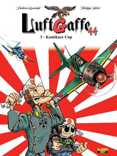 LuftGaffe 44, Tome 3