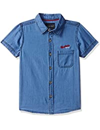 36edcca3b Shirts For Boys: Buy Boys' Shirts online at best prices in India ...