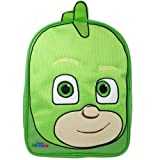 P J Masks Backpack Sac à Dos Enfants, 31 cm, 7750 liters, Vert (Green)