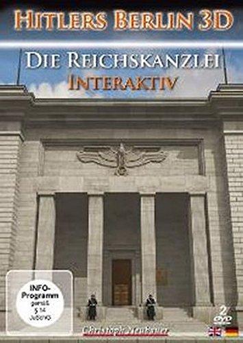 Hitlers Berlin 3D/ Die Reichskanzlei - Interaktiv [2 DVDs] Interaktive Dvd