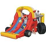 Formula 1 inspirado nuestro vendedor Combo tobogán gigante Happy Hop!