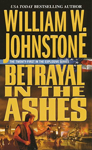 Betrayal in the Ashes (English Edition)