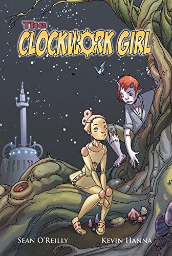 The Clockwork Girl por Sean O'Reilly