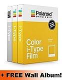 Best El mundo de la imagen Cámaras - Polaroid Originals i-Type Core Film - Juego de Review