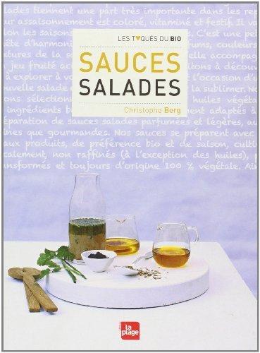 Sauces salades de Berg. Christophe (2011) Broché