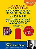 Telecharger Livres L extraordinaire voyage du fakir qui etait reste coince dans une armoire Ikea Livre audio 1 CD MP3 Suivi d un entretien avec l auteur (PDF,EPUB,MOBI) gratuits en Francaise