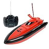 PYRUS F1 RC ad alta velocità della barca telecomando Electric Boat Red (funziona solo in acqua)