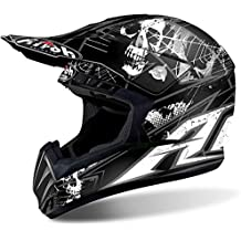 Airoh Casco Cross Switch Start Ruck Blue Gloss TG S