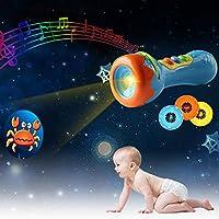 Starter Spin & Learn Color Linterna - Proyector Para Niños - Infantiles Para Niños Juguetes Educativo Iluminación Nocturno (embalaje Sin Frustración) [Clase De Eficiencia Energética A+++]