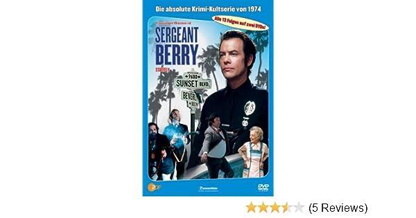 Sergeant Berry Staffel 1 2 Dvds Amazonde Klausjürgen